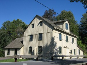 Abbott's Mill in its current form, dating back to the early 1900's
